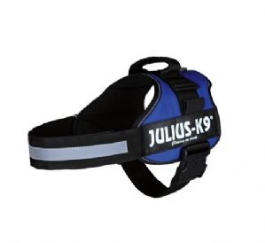 Julius K9 Harness in Blue | Power Dog Harnesses